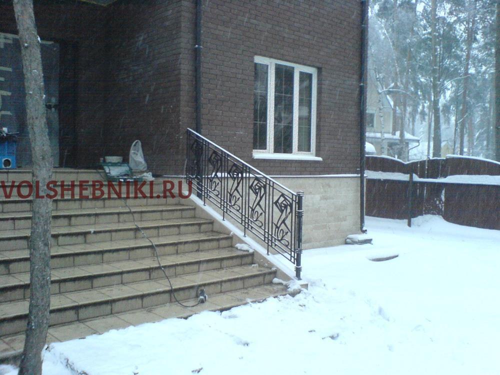 ДИЗАЙНЕРСКИЕ ЛЕСТНИЧНЫЕ ОГРАЖДЕНИЯ ПК-ЛБ37