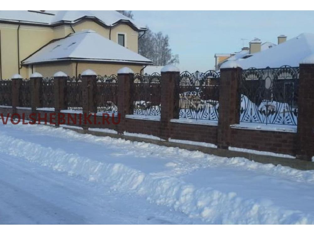 ЗАБОР КОВАНЫЙ ВКЗ-3