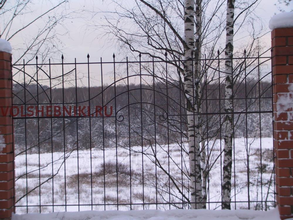 ЗАБОР КОВАНЫЙ ВКЗ-9