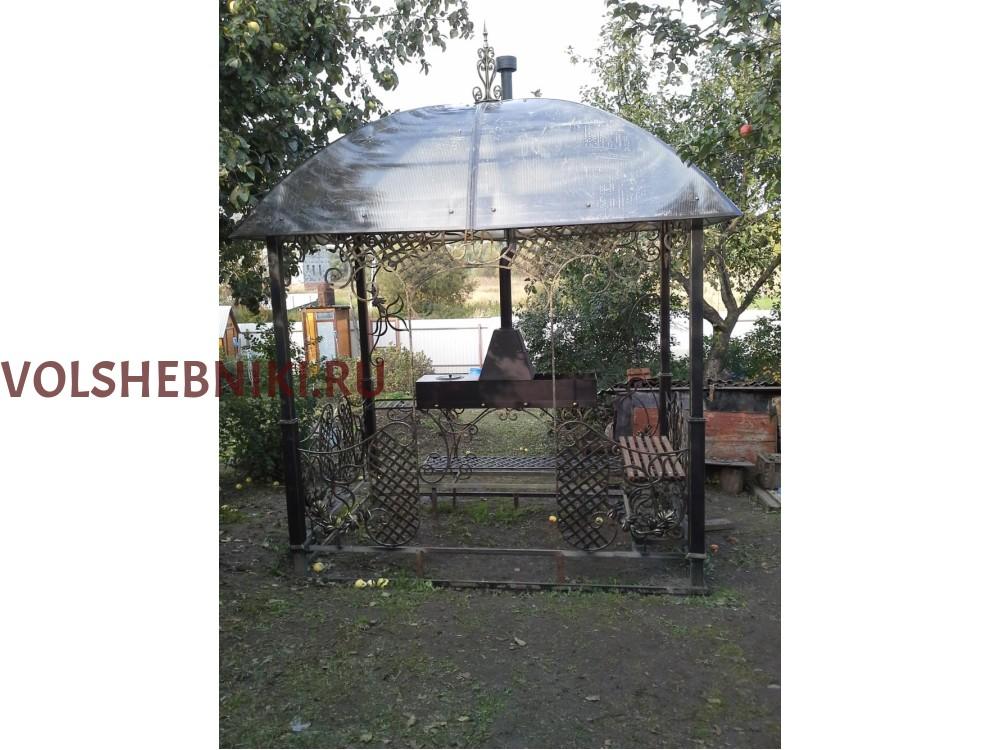 БЕСЕДКА КОВАНАЯ ВКДС-3
