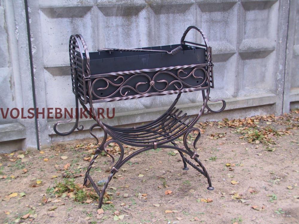 МАНГАЛ КОВАНЫЙ ВКДС-15