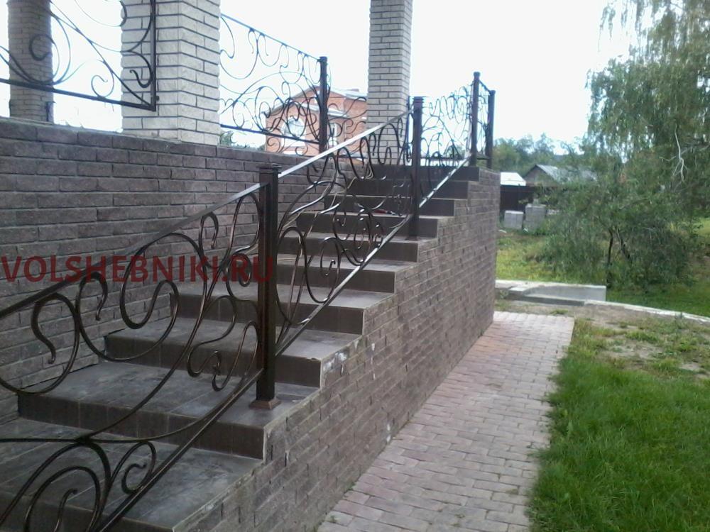 БАЛКОННЫЕ ОГРАЖДЕНИЯ  МОДЕРН  ПК-ЛБ3